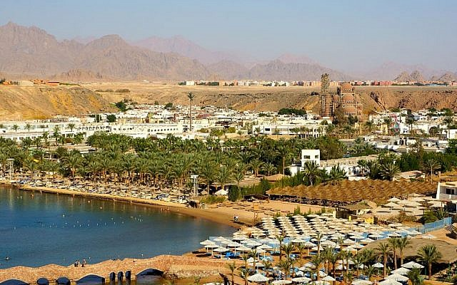 Illustrative photo of the Egyptian Red Sea resort of Sharm el-Sheikh (Shutterstock)