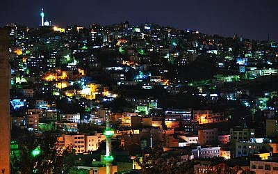 Amman, Jordan (Amman, Jordan image via Shutterstock)