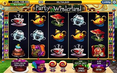 Playtika's games, including the popular slot game Slotomania, are played daily by more than 6 million people in 190 countries. (Courtesy)