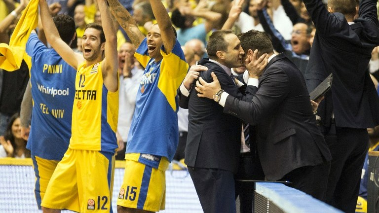 NBA s Cavs said to contact Maccabi Tel Aviv coach Blatt  a8b479f28