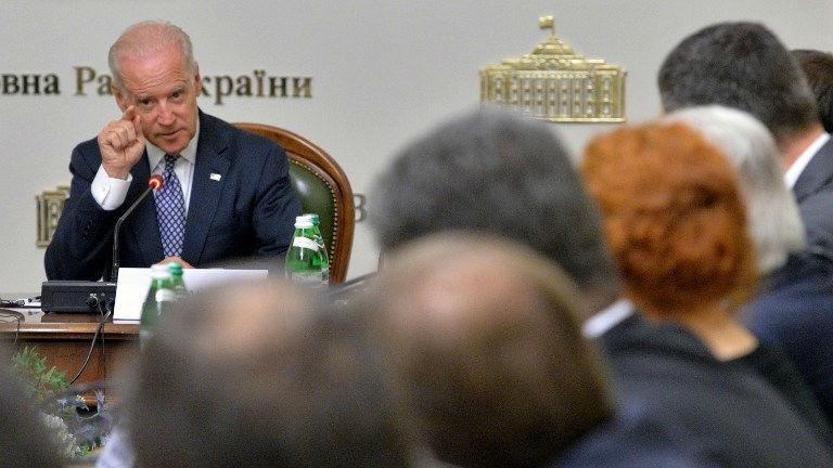 Biden in Kiev: 'No place' for anti-Semitism in Ukraine | The