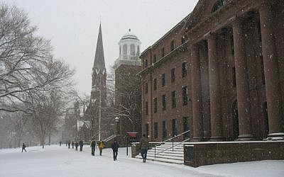 Wesleyan University in Connecticut (photo credit: CCBY-SA/Brendan Dolan-Gavitt, Flickr)