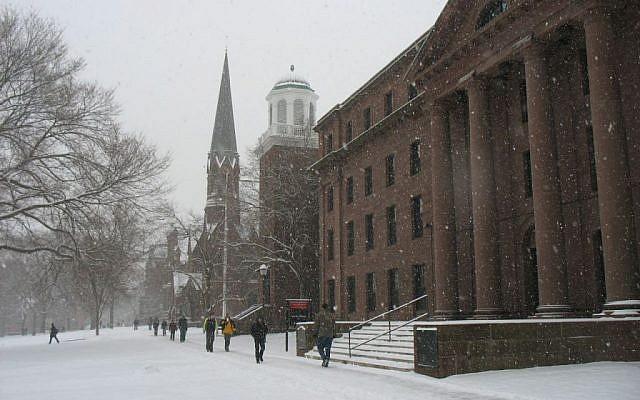 Wesleyan University in Connecticut (photo credit: CCBY-SA/Brendan Dolan-Gavitt, Flickr)