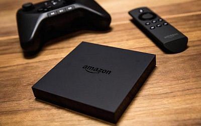 Amazon Fire TV system (Photo credit: Courtesy)
