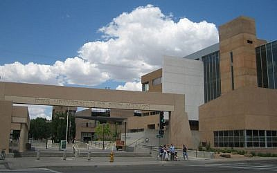 The University of New Mexico (photo credit: Eugene Kim/CCBY 2.0/Flickr)