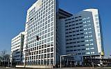 The International Criminal Court in The Hague, Netherlands (Vincent van Zeijst/Wikimedia Commons/File)