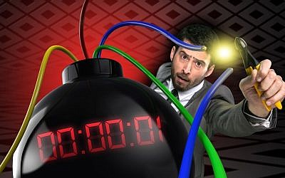 """Keshet is banking on its new game show """"Boom!"""" to make it in America. (photo credit: Courtesy of Keshet)"""