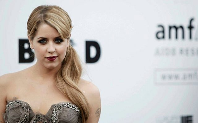 British socialite Peaches Geldof arrives for the amfAR Cinema Against AIDS benefit at the Hotel du Cap-Eden-Roc, during the 62nd Cannes International film festival, in Antibes, southern France, Thursday, May 21, 2009. (AP Photo/Matt Sayles, File)