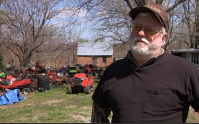 Marionville, MO Mayor Dan Clevenger (Screen capture/ KSPR)