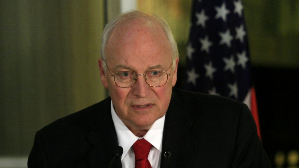 Dick cheney visit to spain