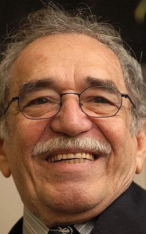 Gabriel Garcia Marquez (Jose Lara/Wikipedia)