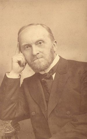 Gustav Dalman (1901)  (photo credit: © DEIAHL, Jerusalem)