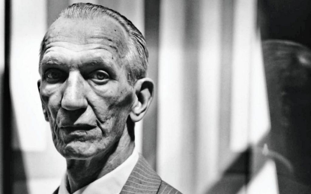 Jan Karski (photo credit: © Carol Harrison)