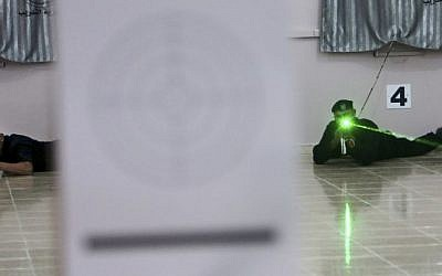 Cash-strapped Hamas turns to lasers for training   The Times