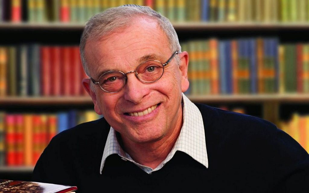 Prof. Moshe Rosman, of Bar-Ilan University's Israel and Golda Koschitzky Department of Jewish History and Contemporary Jewry. (courtesy)
