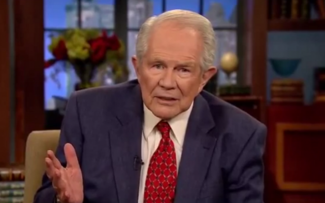 Pat Robertson (photo credit: screenshot via YouTube)
