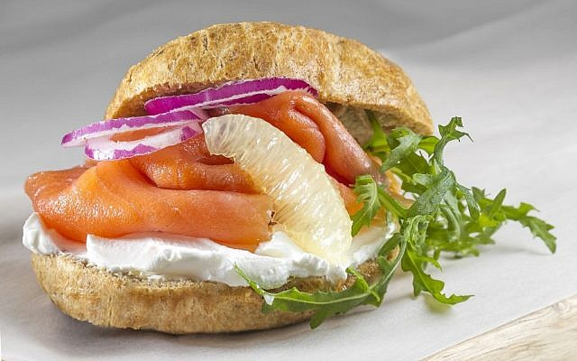 The Inbal's Passover guests won't have to live without their New York bagels, as Chef Marinkovits created a Passover version (Courtesy Inbal Hotel)