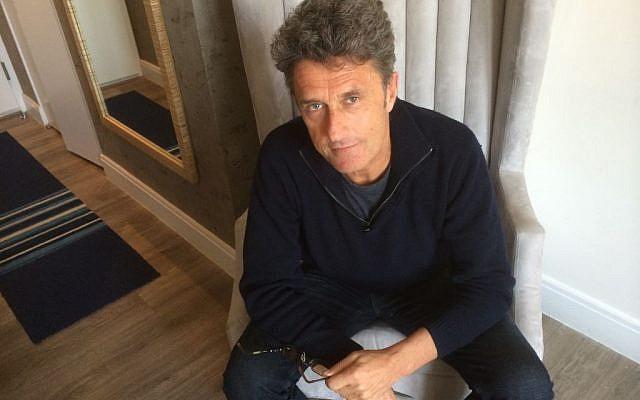 Polish filmmakePolish filmmaker Pawel Pawlikowski, photographed in New York City, April 2014 (courtesy: Jordan Hoffman/Times of Israel)r Pawel Pawlikowski, photographed in New York City, April 2014 (courtesy: Jordan Hoffman/Times of Israel.)