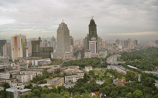 Urumqi (photo credit: Alexander Flühmann/Xenomorph/Wikimedia Commons/File)
