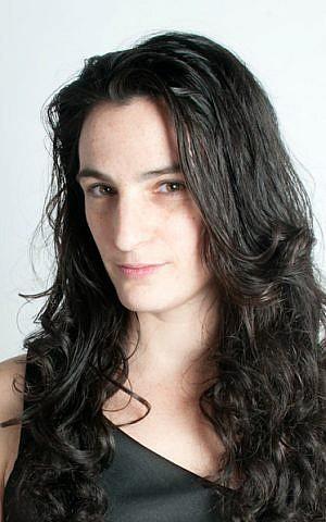 Canadian-Israeli singer-songwriter Orit Shimoni (Photo credit: Neil Muscott)