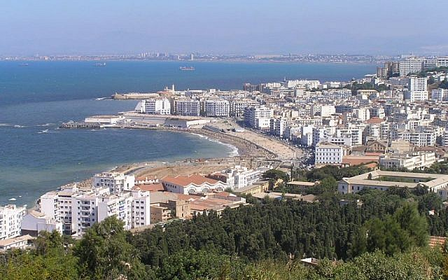 Algiers. (photo credit: CC BY Damien Boilley, Flickr)