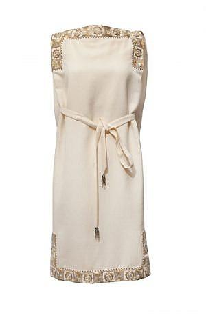 The original Maskit tunic dress (Courtesy Maskit)