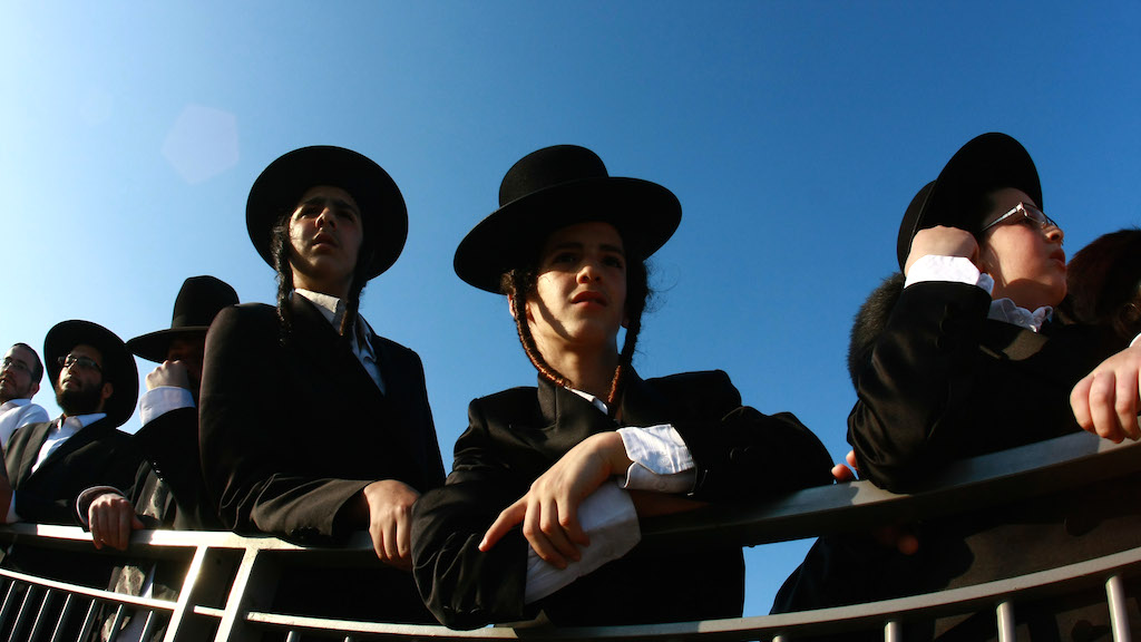 Haredi boys today have less formal education than even their fathers' generation (Illustrative photo by Rishwanth Jayapaul / Flash 90)