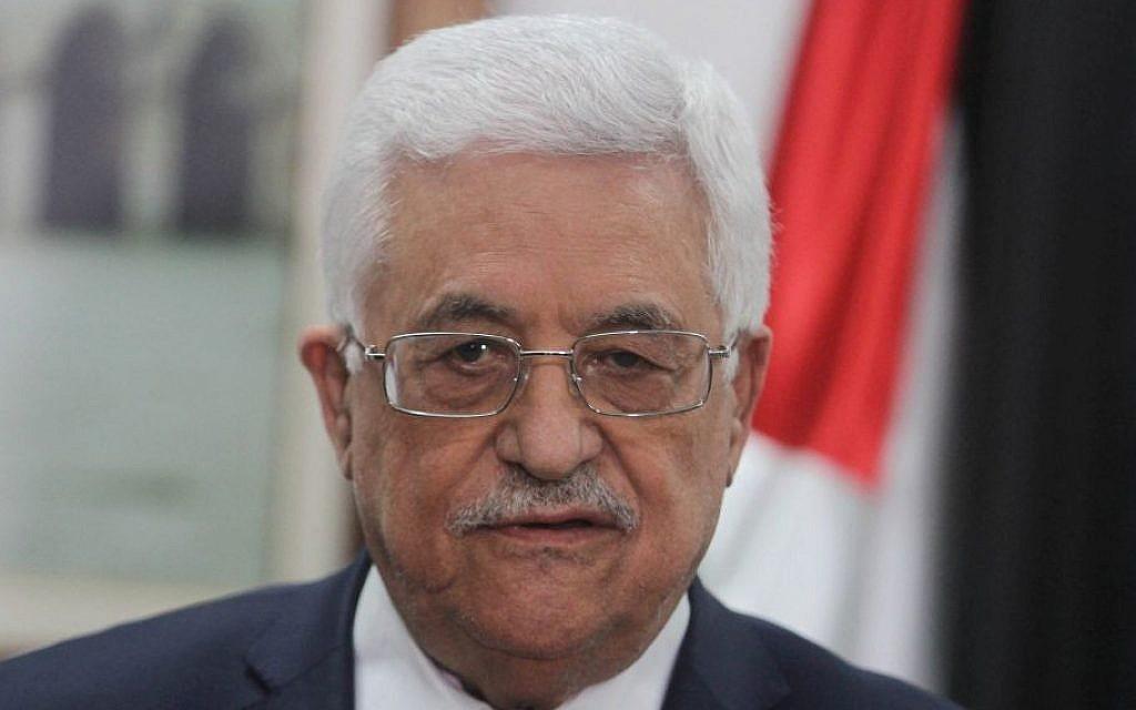 Mahmoud Abbas (photo credit: Issam Rimawi/Flash90)