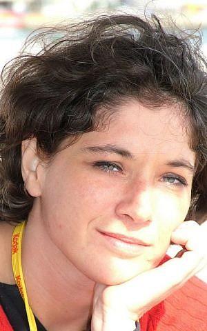 'Regina' director Diana Groo. (courtesy)