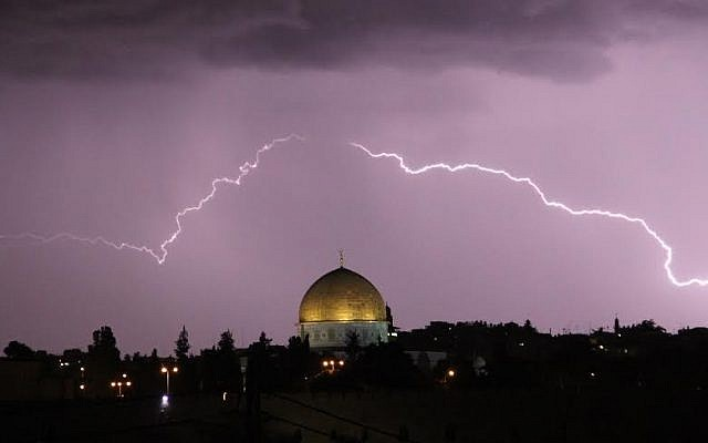 Jerusalem, May 7 (photo credit: Yishai Fleisher)