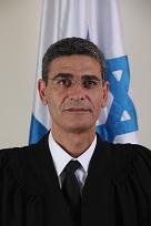 Judge Naser Abu Taha (photo credit: Courtesy)