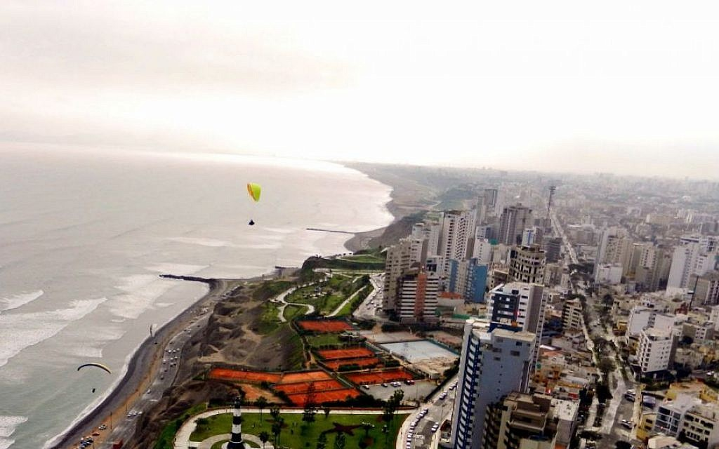 Lima, Peru. (photo credit: CC BY-SA Imperial94, Flickr)