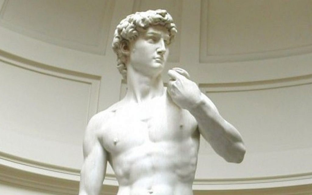 Michelangelo's 'David' may collapse | The Times of Israel