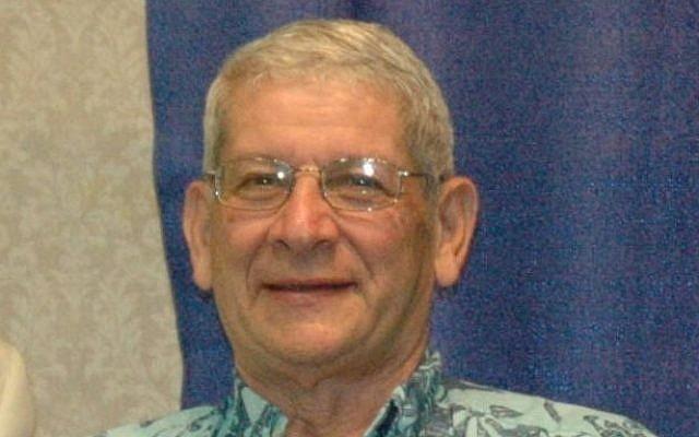 Hawaiian state senator Sam Slom (photo credit: CC BY-SA Wikimedia Commons, Kelly)