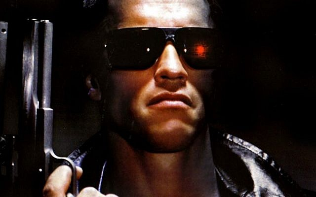 Illustrative: Arnold Schwarzenegger as 'The Terminator' (Publicity)