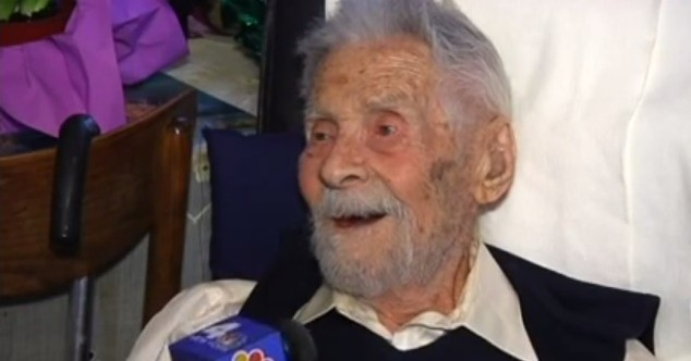 World's oldest man is 111-year-old Holocaust survivor ...
