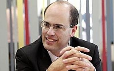 Avi Hasson, Economy Ministry Chief Scientist (Courtesy)