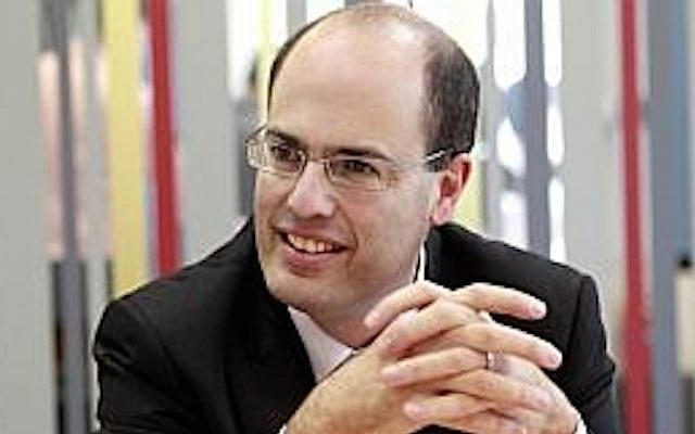 Avi Hasson, head of Israel Innovation Authority (Courtesy)