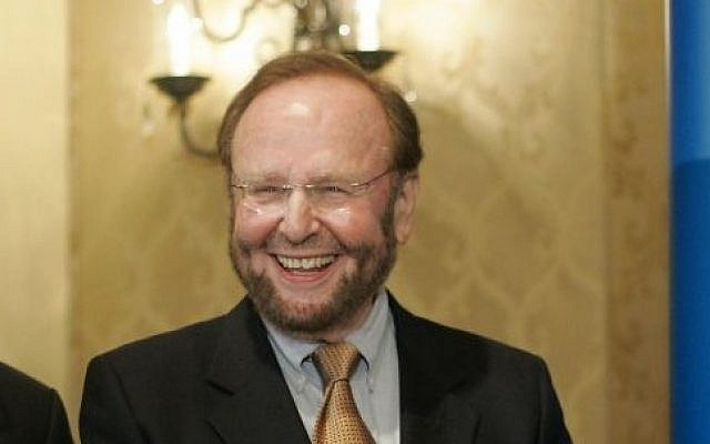 Manchester United Owner Malcolm Glazer Dies At 85 The Times Of Israel