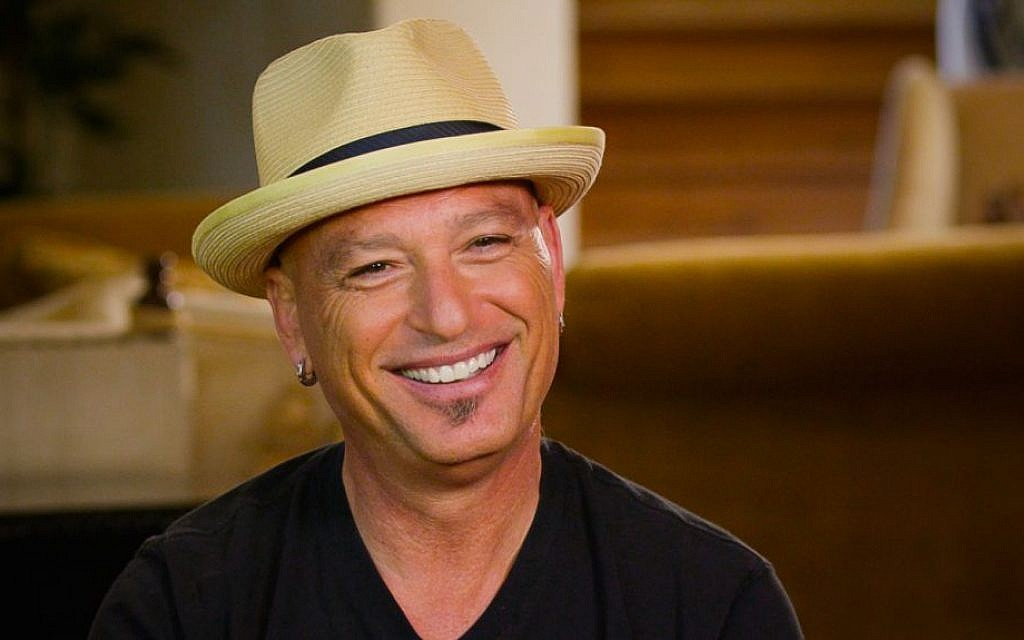 Howie Mandel is among the funny men and women interviewed. (photo credit: Courtesy Alan Zweig)