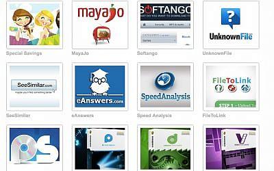 Logos of iBario web brands (Photo credit: Courtesy)