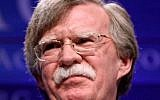 John Bolton (photo credit: Gage Skidmore)