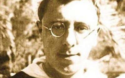 Father Giuseppe Girotti (photo credit: courtesy Ordo Praedicatorum)