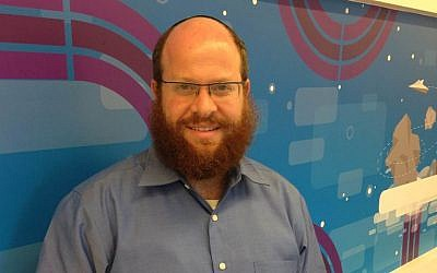 Yossi Rabinovitz (Photo credit: Courtesy)