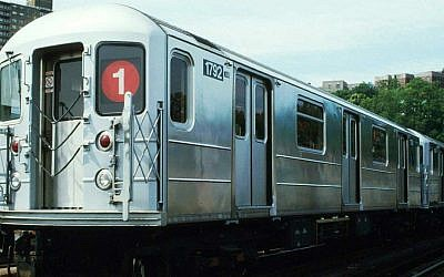 Illustrative photo of an MTA subway cart in New York City (Courtesy of Metropolitan Transportation Authority)