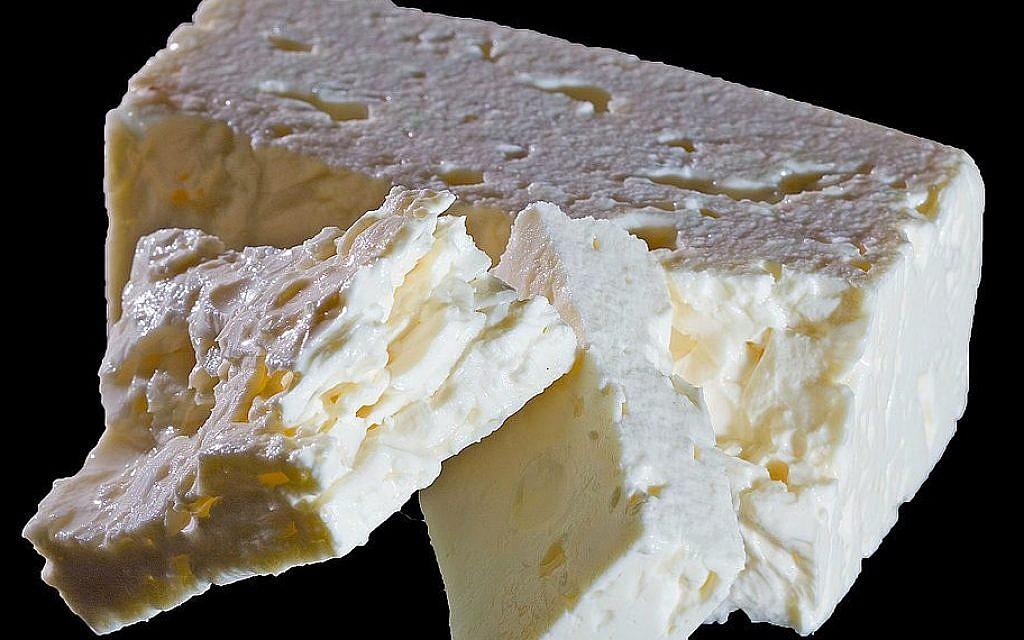 feta cheese (photo credit: JJ Harrison/CC-BY-SA-2.5)