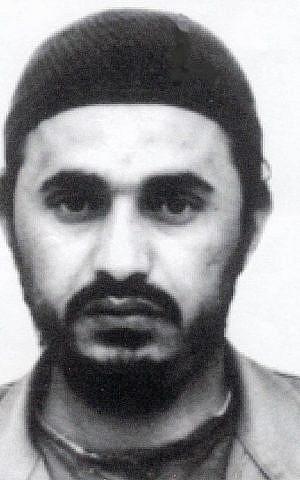 Jordanian-born Jihadist Abu Musab Al-Zarqawi (photo credit: AP)