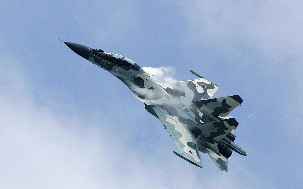 Russia sometimes breaches Israeli air space, top defense official ...