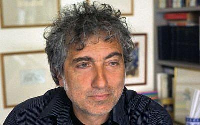 Jewish British author and psychoanalyst Adam Philips (Jerry Bauer)