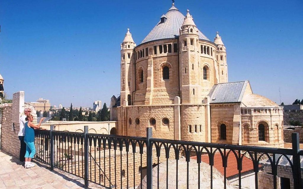 Dormition Abbey (photo credit: Shmuel Bar-Am)
